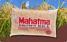 Mahatma- Gluten Free - Whole Grain Brown, White, Gold, & Valencia Rice - America's Favorite Rice