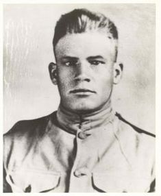 Cpl. John Henry Pruitt~ Army & Congressional Medal of Honor~  Cpl. Pruitt single-handed attacked 2 machineguns, capturing them and killing 2 of the enemy. He then captured 40 prisoners in a dugout nearby. This gallant soldier was killed soon afterward by shellfire while he was sniping at the enemy.