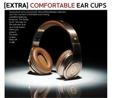 Limited Edition - BRONZE - Beats by Dr. Dre Studio.