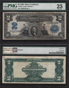 AC 1957 $1 Silver Certificate *star* PMG 65 EPQ  Fr 1619 *-C block