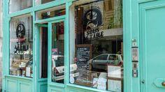 2 sous de table - resto bio - 56 rue de Gand - vieux Lille