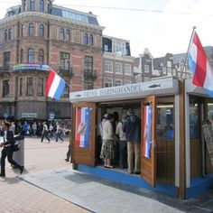 Street Food recommendations by local experts in Amsterdam