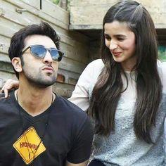 Ranbir and Aliya bhatt in new movie still
