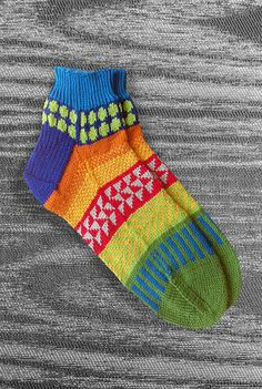 Your place to buy and sell all things handmade Socks - Hand knit - Short Sock - Slipper Socks - Unique Icelandic Design - Original design - Washable wool socks - Free . Crochet Socks, Knitting Socks, Hand Knitting, Knit Crochet, Lots Of Socks, My Socks, Socks Men, Slipper Socks, Slippers