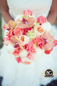 The Professional BC Wedding Awards. Best Bridal 2013. Vasia Weddings. Flower Factory.