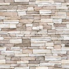 Stacked slabs walls stone texture seamless 08222