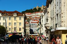 City of sardines - Lisbon, Portugal.  Great link with sites to see for my next trip!