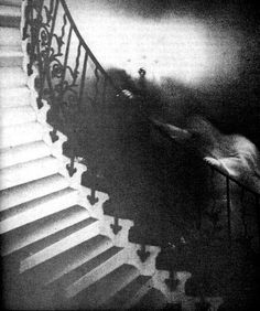 Tulip Staircase Ghost   Top 10 Most Famous Ghost Pictures Ever Taken
