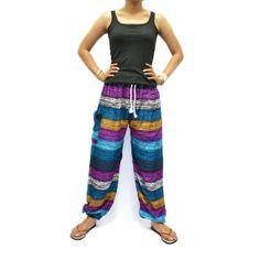 Colorful Unisex Thai Harem Pants/Pulling Ropes by AsianChicShop, $15.99   harem pants, men harem pants, harem pants pattern, hippie boho pants, trouser harem pant, hippie pant harem, women harem pants, harem pant, harem pant women, yoga pants, elephant pants, aladdin pants