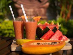 Tropisk drøm smoothie