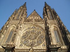 St. Vitus Cathedral at the Prague Castle