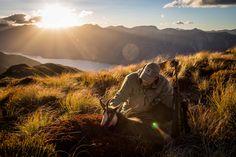 Leica Pro Simon K. Barr's New Zealand Chamois - Leica Hunting Blog