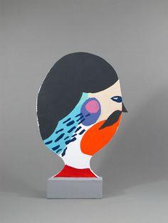 Wood Sculptures by Merijn Hos