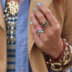 Multi Nails!!