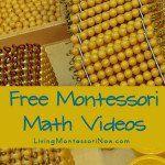 A Montessori Morning: The 3-Hour Montessori Work Cycle