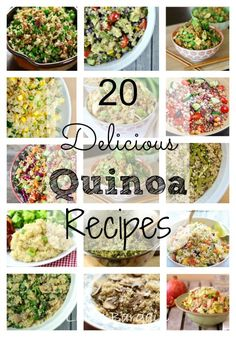 20 Delicious Quinoa Recipes1
