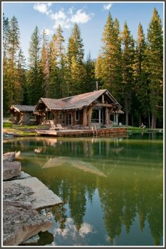 Headwaters Camp, Big Sky, Montana Just a couple hours from our soon-to-be new home location!!