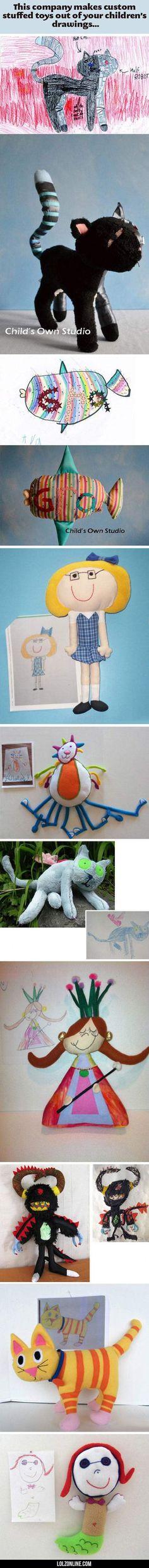 This Company Makes Custom Stuffed Toys#funny #lol #lolzonline