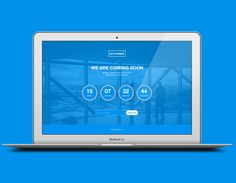 Corporate Coming Soon Free PSD Template is a modern clean under construction PSD design, it's a pixel perfect layout designed to attract your visitors, and give a stylish look to your coming soon website. An awesome design made for modern Corporates, Businesses, Creatives, Startups and much more. Square PSD version is fully prepared for the … Free Website Templates, Psd Templates, Construction Design, Under Construction, Tech Websites, Blogger Templates, Coming Soon, Startups, User Interface