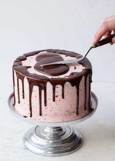 Ingredients – 1 1/4 cups all purpose flour – 1/2 cup unsweetened cocoa powder – 1 1/4 teaspoons baking soda – 1/4 teaspoon baking powder – 2 teaspoons instant espresso powder – 1/2 teaspoon salt