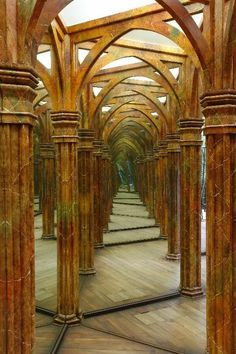 Petrin Mirror maze, Prague - from You' ll find it just next to the petrin Observatory tower, Petrin park, the furnicular and Prague castle area. Saint Marin, Budapest, Mirror Maze, Prague Czech Republic, Prague Castle, Eastern Europe, Scenery, Places To Visit, Around The Worlds