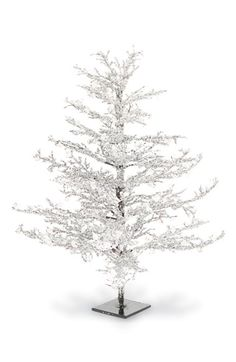 K & K Interiors Iced Christmas Tree available at #Nordstrom