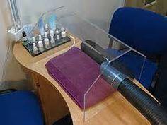 nail salon air ventilation systems