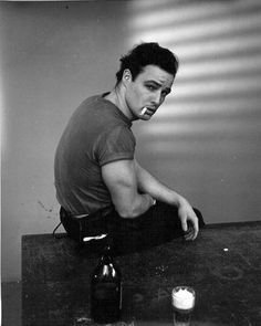 Brando... the true rebel without a cause