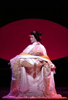 M. Butterfly is a 1988 play by David Henry Hwang loosely based on the relationship between French diplomat Bernard Boursicot and Shi Pei Pu, a male Peking opera singer. The play premiered on Broadway at the Eugene O'Neill Theatre on March 20,1988, closing after 777 performances on January 27, 1990. It was directed by John Dexter with stars John Lithgow as Gallimard and BD Wong as Song Liling.