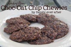 Choc-Oat Chip Chewies   Grain Mill Wagon