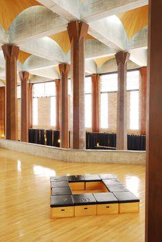Facultad de derecho universidad de zaragoza vah estudio for Estudios arquitectura zaragoza
