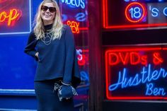 London Fashion Week, Day 4, SS 2016 | Street Style | via WhoWhatWear