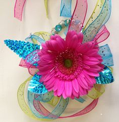 Neon Corsage Prom - Shirleys Flowers & Gifts, Inc., in Rogers, Ark. by Flower Factor, via Flickr