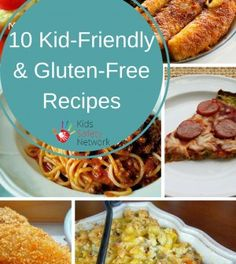 10 Kid-Friendly And Gluten-Free Recipes for parents. Child Sleep, Kids Sleep, Healthy Kids, Healthy Eating, Gluten Free Recipes For Kids, Kids Allergies, Safety Tips, Kids Meals, Parents