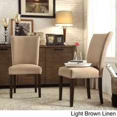 INSPIRE Q Catherine Parsons Dining Side Chair (Set of 2) - 15829209 - Overstock - Great Deals on INSPIRE Q Dining Chairs - Mobile
