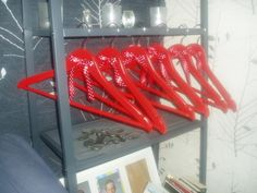 Delicious hangers