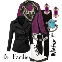 """""""Winter 2013: Dr. Facilier"""" by disneydiva305 on Polyvore  #disney"""