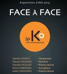 Exposition 'Face à face' au K°