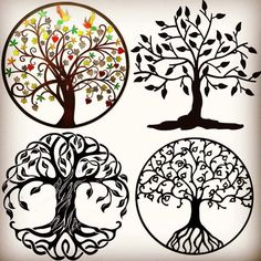 117 Best Tree Of Life Tattoos Images In 2019 Awesome Tattoos