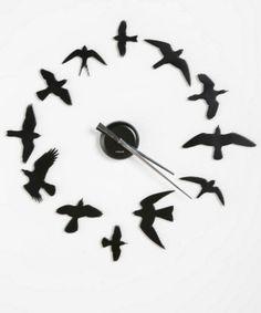 Bird clock!