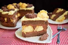 Cheesecake, Food And Drink, Ice Cream, Pumpkin, Candy, Dining, Martha Stewart, Sweets, Pie