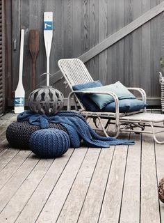 Un air nautique via Coastal Style: Colour Inspiration | Ocean Blue