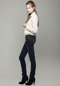 Really want these Acne jeans, the perfect color!