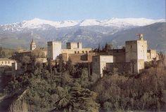 La Alhambra y Sierra Nevada - Granada (Andalucía)