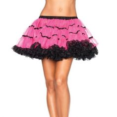 d2d050a9b 19 Best Womens Clothes - Sexy Petticoats images in 2014 | Mesh skirt ...