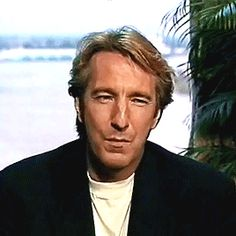 "indianajcnes: ""Alan Rickman in 1991 "" Alan Rickman Always, Alan Rickman Severus Snape, Divas, Adam Driver, Cinema, Gorgeous Men, Celebrity Crush, My Best Friend, Hogwarts"