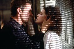 Blade Runner, Harrison Ford as Rick Deckard and Sean Young as Rachael Harrison Ford, Rick Deckard, Daryl Hannah, Sean Young Blade Runner, Ridley Scott Blade Runner, Apocalypse, Color Composition, Heavy Metal, Science Fiction