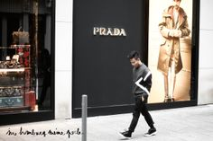 Outside Prada | JASONITOSJASONITOS