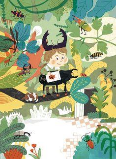 插畫界的奧斯卡-義大利波隆那兒童插畫展 2016年台灣7位插畫家入選/閱讀新鮮事/閱讀/親子天下-閱讀新鮮事-閱讀