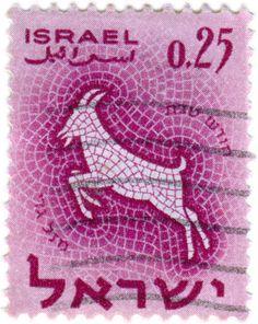 Israel...Capricorn, 1961